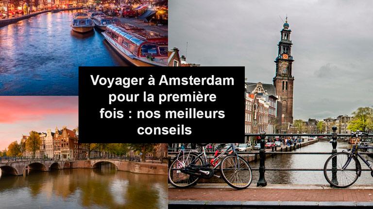 Voyager à Amsterdam